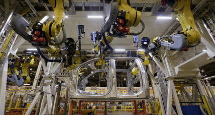 Mercedes replaces robots with humans on the production line