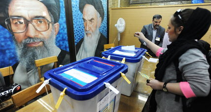 Voting extended as Iranians crowd polling stations in crucial election