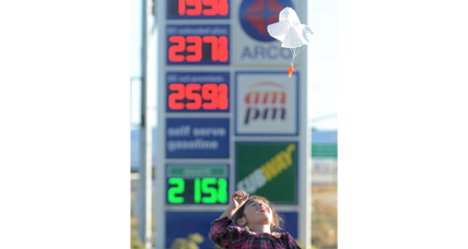 Why are gas prices rising in California?