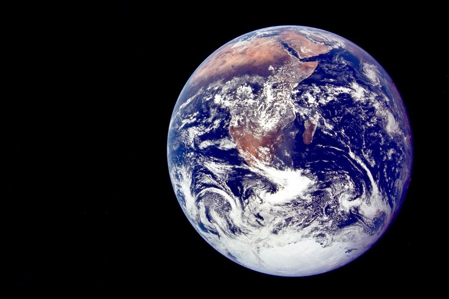3.5 billion years ago, the Earth's climate maybe wasn't so different from today