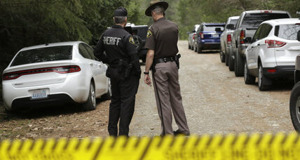 Coroner IDs Washington gunman and 3 of 4 victims