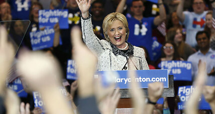 Hillary Clinton wins by wide margin in South Carolina