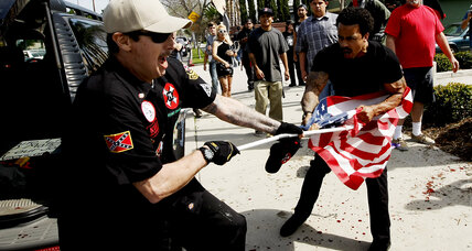 Violence at KKK rally: Is Klan membership rising in the US?