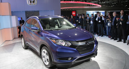 Chevrolet Trax vs. Honda HR-V: How these small SUVs stack up