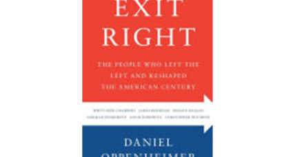 'Exit Right' follows six high-profile political conversions