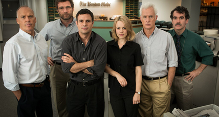 'Spotlight': How it triumphed by taking Best Picture on Oscars night