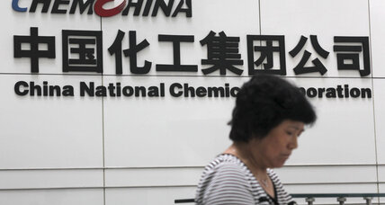 How a Chinese acquisition could put genetically modified foods on menu