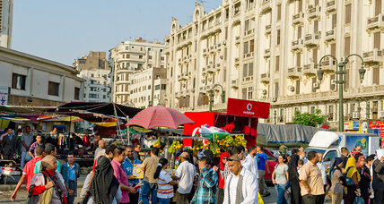 Egypt's other uprising: Start-up companies are flourishing