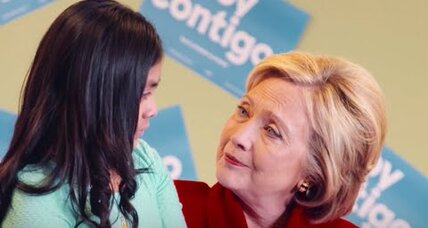Can Hillary win over Latinos in Nevada with heart-tugging new ad?