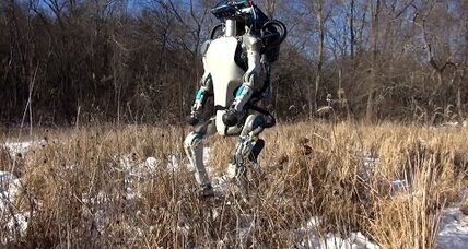 How bullying a 180-pound robot could help improve disaster response