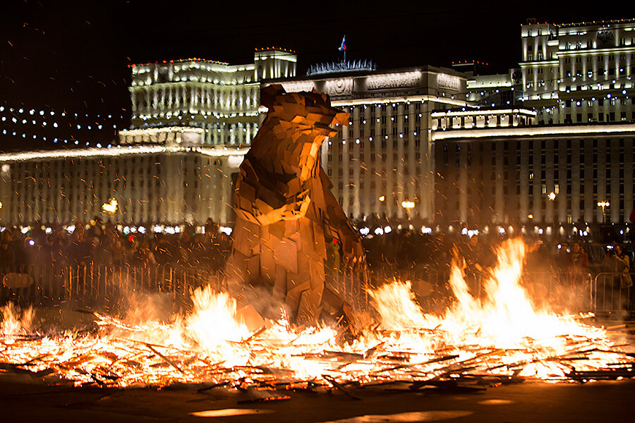 Photos Of The Weekend The Christian Science Monitor