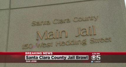 Footage of inmate brawl highlights systemic problems in California penal system