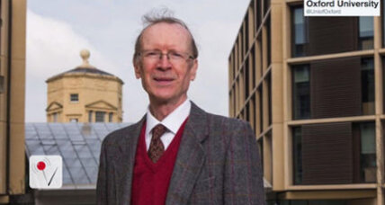 Andrew Wiles gets $700,000 math prize for cracking age-old math problem
