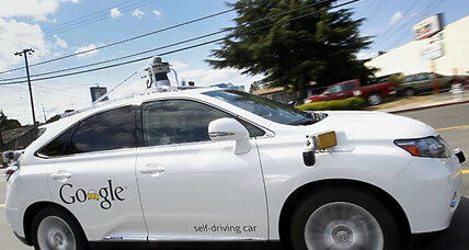 Is Google at fault for its self-driving car crash?