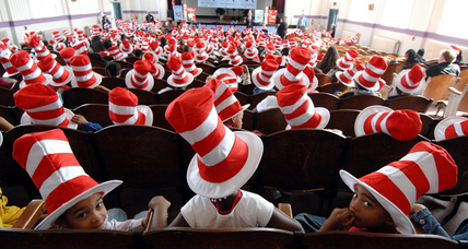 Why Dr. Seuss's books still appeal to readers today