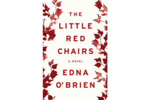 The Little Red Chairs poignantly asks how the displaced find home