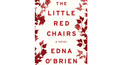 'The Little Red Chairs' poignantly asks how the displaced find home