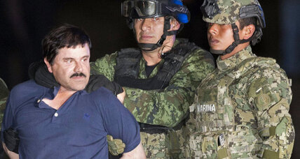 Why now does 'El Chapo' want to be extradited to the US?