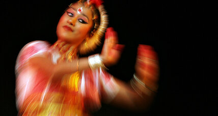 Classical Indian dance helps trafficking victims to heal