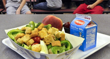 Sixteen school lunch programs making a difference