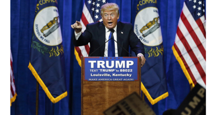 Trump threatens a third-party bid: Why the GOP must take him seriously (+video)