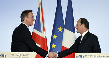 What does France and Britain's drone deal mean for their security relationship?