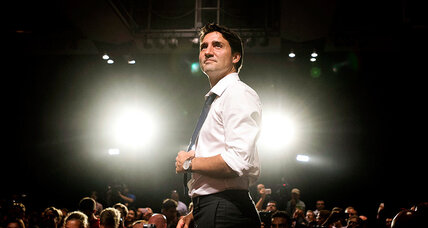 Justin Trudeau: Is he Canada's J.F.K.?