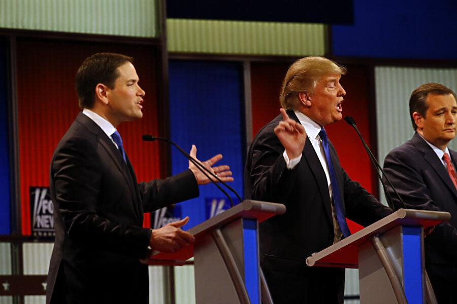 Debating Trump Whatever Happened To Civility In Politics
