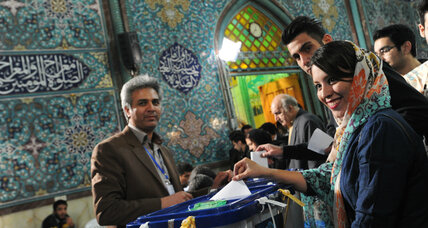 What's the model for change in Iranian politics? Be patient.