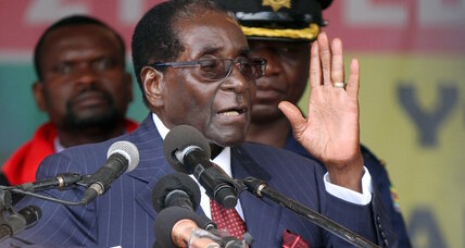Mugabe nationalizes mines: Unlocking an industry or spurning trade partners?
