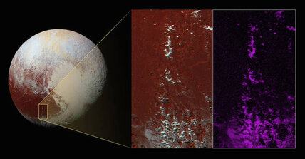 Scientists confirm snow on Pluto, but what is it made of?