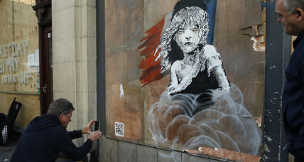 Unmasking Banksy: Did 'predictive policing' tool catch an artist?