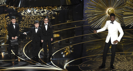 What Chris Rock's Asian-American jab at Oscars reveals about Hollywood's diversity problem