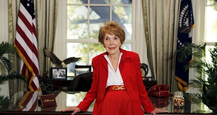 Nancy Reagan: One of the most influential of first ladies in US history