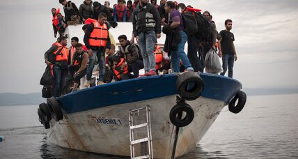NATO expands migrant mission in Aegean Sea