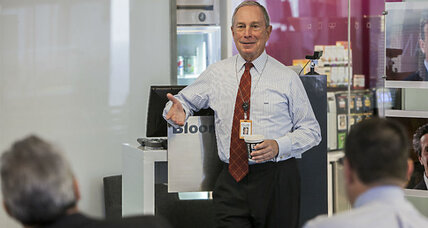 What's Michael Bloomberg's next move?