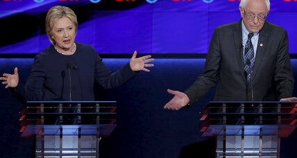 The three best lines from the Clinton-Sanders debate