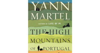 'The High Mountains of Portugal': Booker Prize-winner Martel charms again