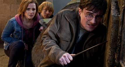 J.K. Rowling will reveal more about the American world of magic on Pottermore
