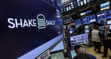 Shake Shack's incredible year ends with a thud (+video)