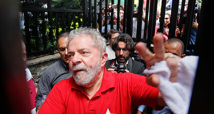 Brazil: Why Lula detention underscores strengthened democracy (+video)