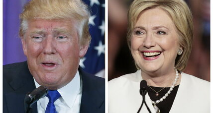 Clinton, Trump win Mississippi presidential primaries