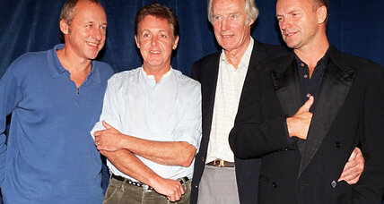 Sir George Martin, the 'Fifth Beatle,' remembered