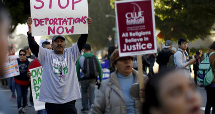 Why California leaders want to keep undocumented immigrants