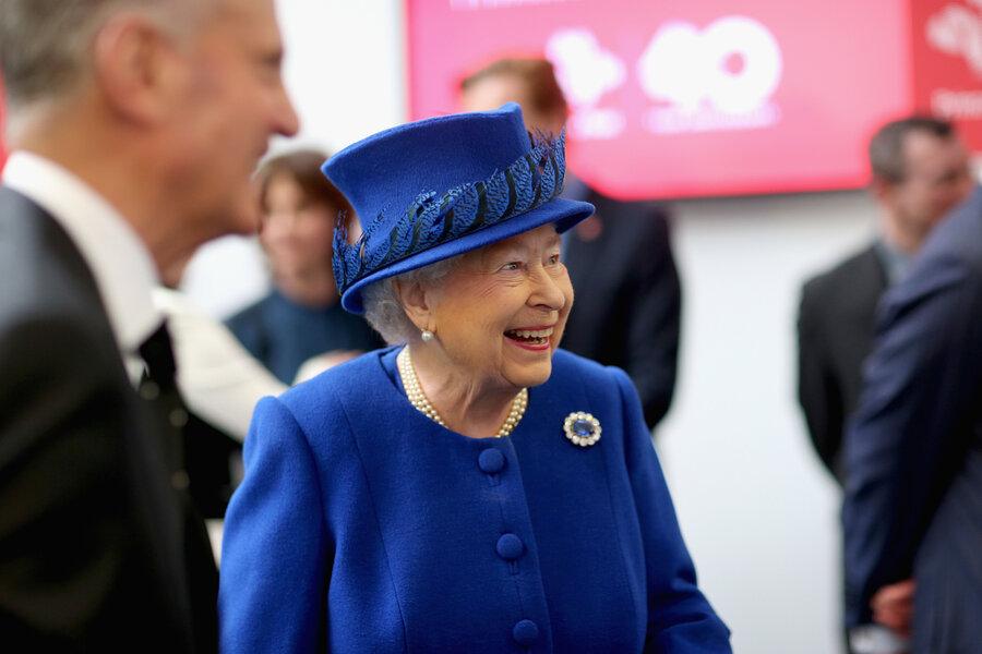 england Queen elizabeth