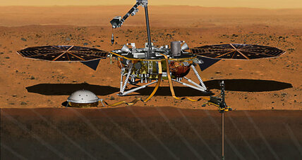 After disappointing delay, NASA's next Mars lander set to launch in 2018