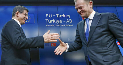 Is the Turkey-EU migrant deal workable?