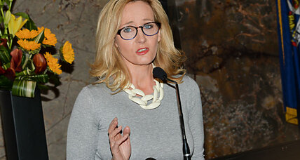 J.K. Rowling's latest wizardry prompts criticism from Native Americans