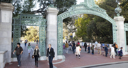 UC Berkeley law school dean on leave after sexual harassment lawsuit
