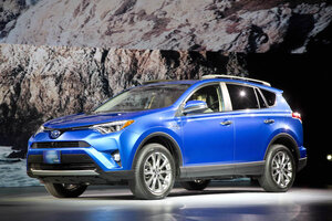 Toyota RAV4 Vs. Nissan Rogue: Which Small SUV Is Right For You?